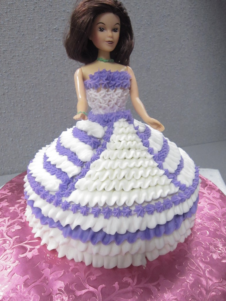 Barbie Birthday Cake Ideas