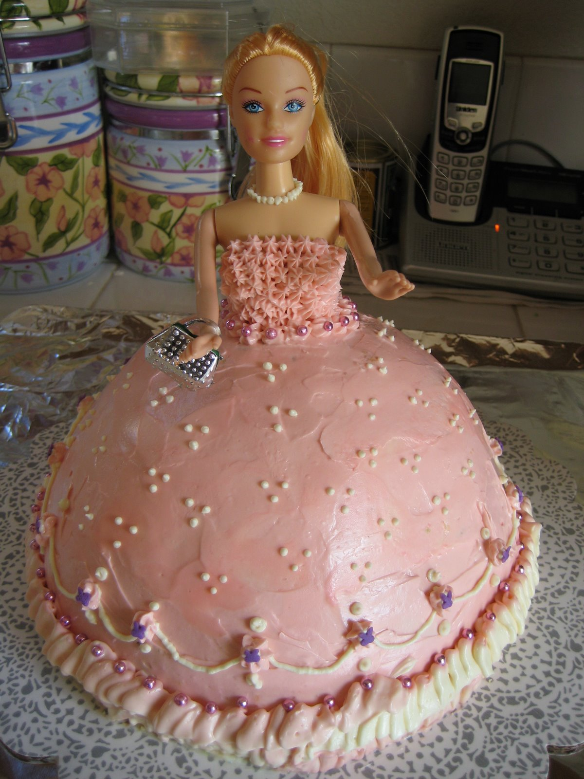 Cake Decorating Ideas Barbie : Barbie Cakes   Decoration Ideas Little Birthday Cakes