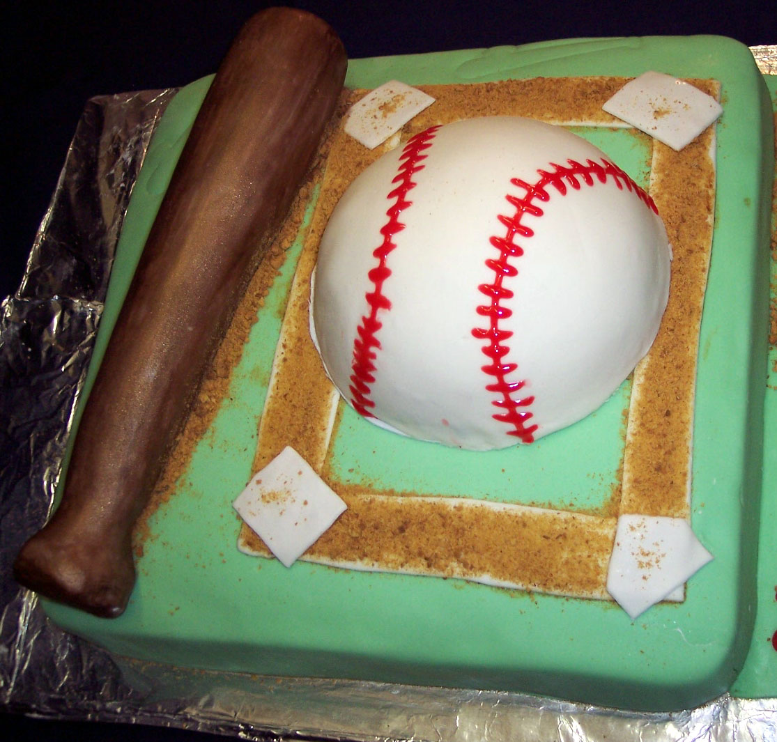 Wedding Cake Ideas: Baseball Cakes – Decoration Ideas