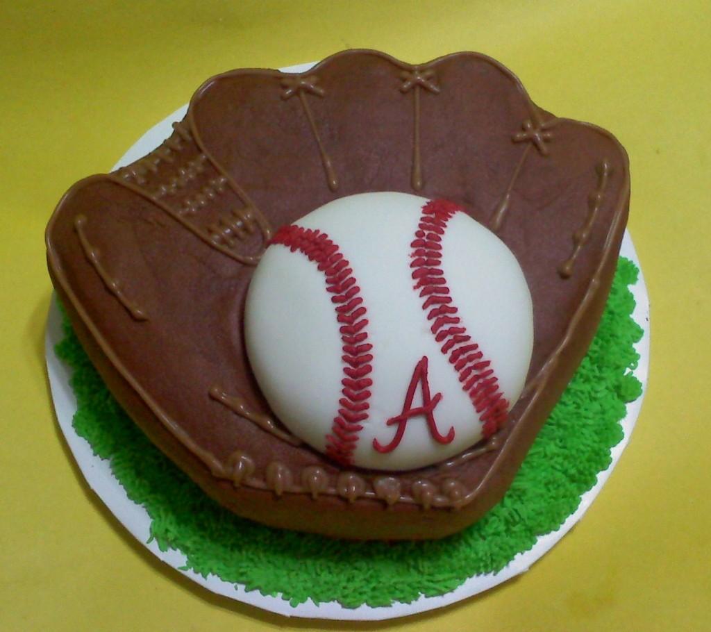 Baseball Cake Images