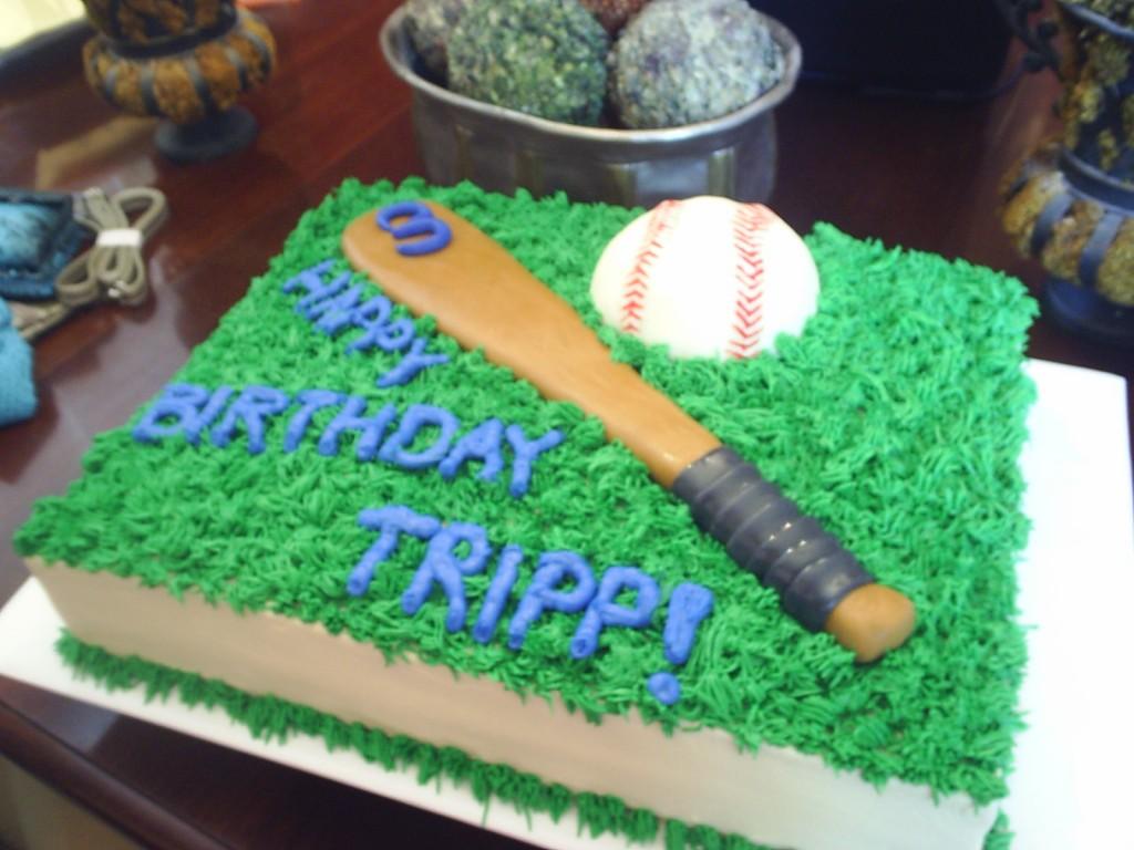 Baseball Cake Pans