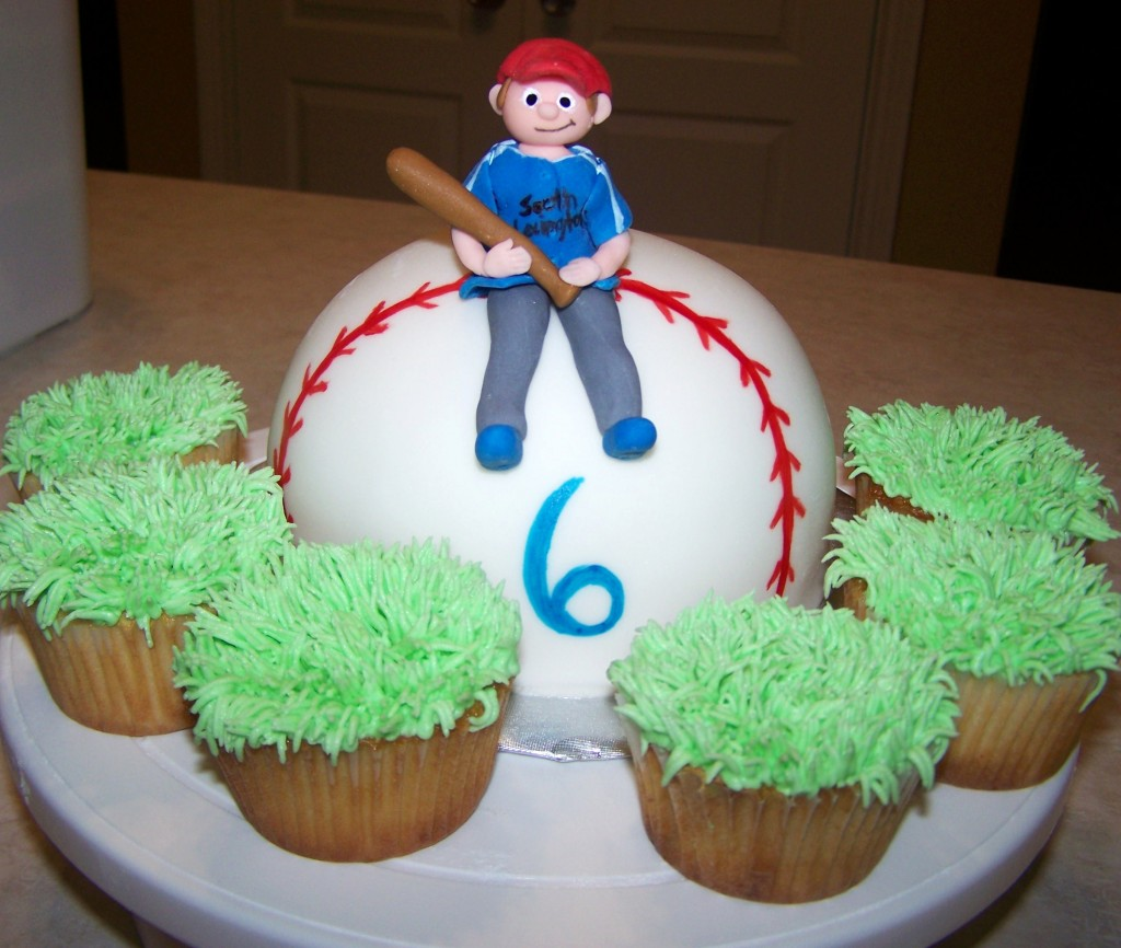 Baseball Cake Pictures