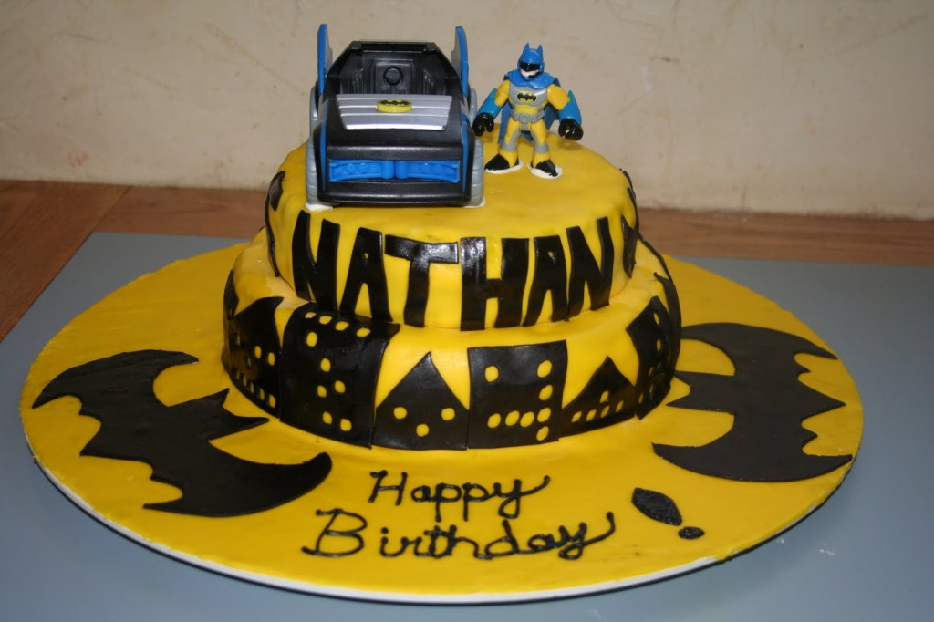 Batman Birthday Cake Pictures