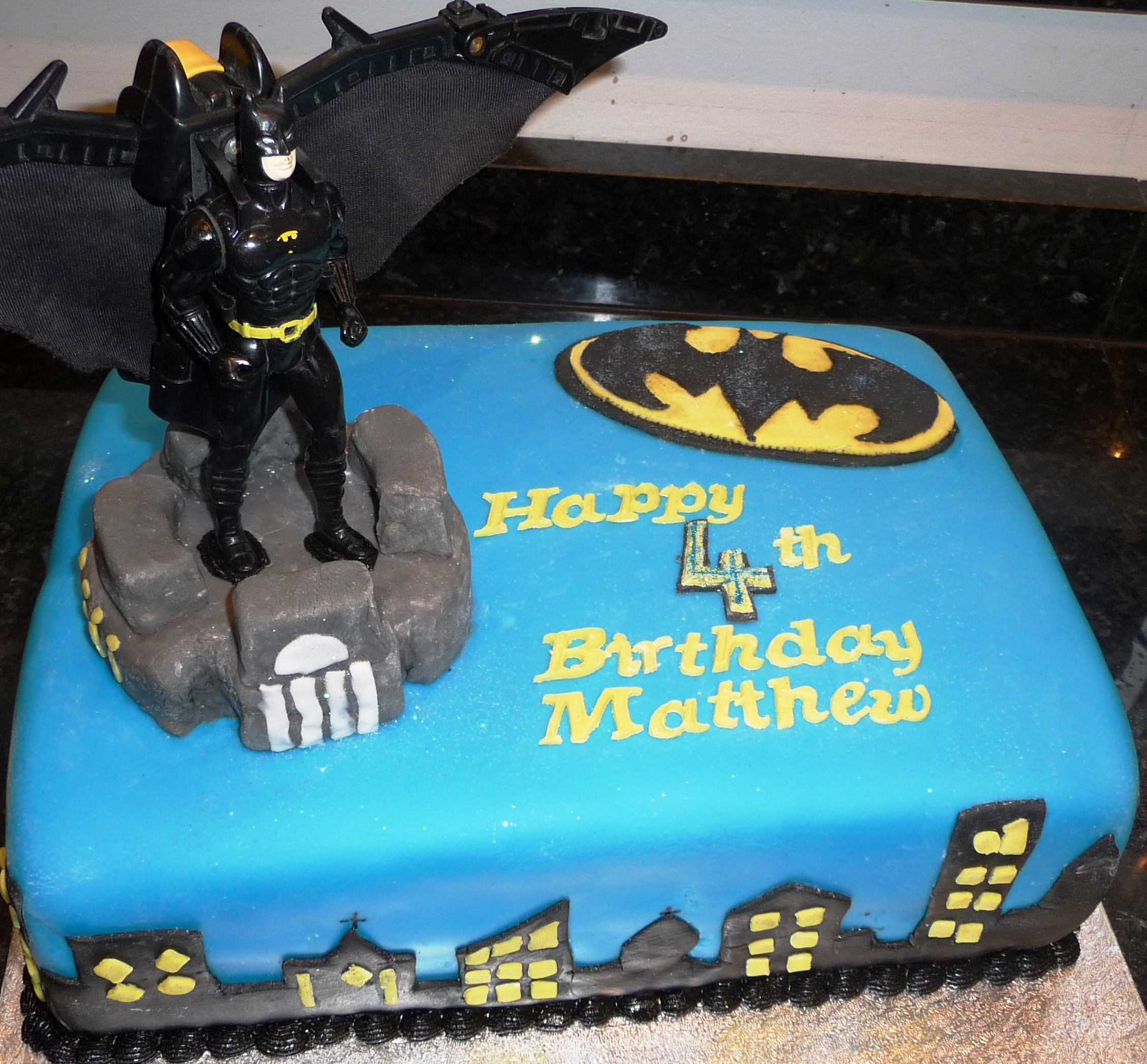 The Lego Batman Movie Cake Walmart
