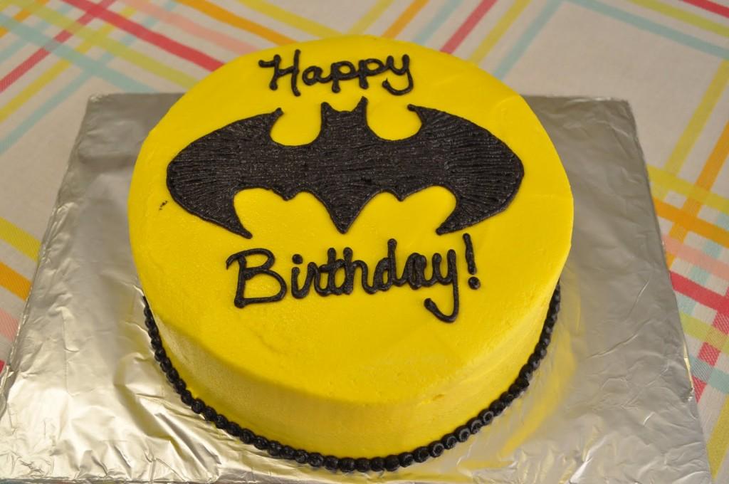 Batman Cake Images