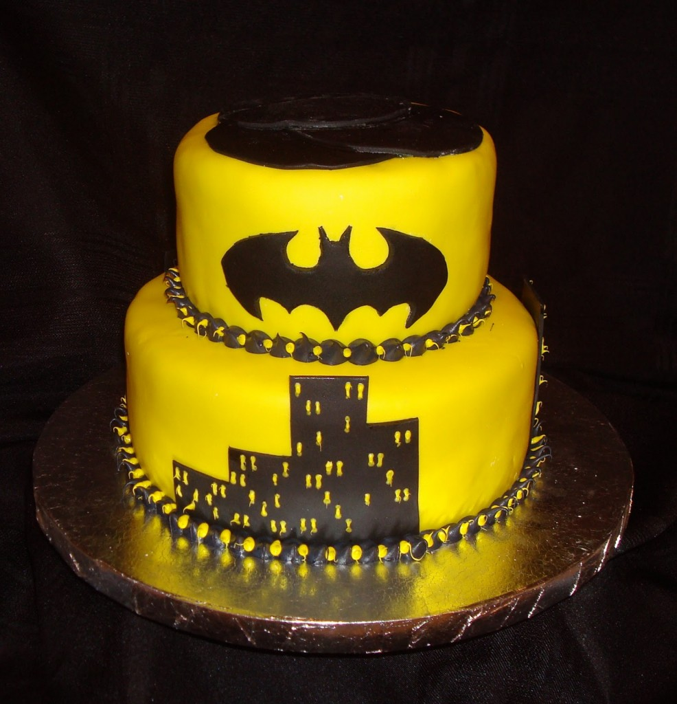 Batman Cake Photos