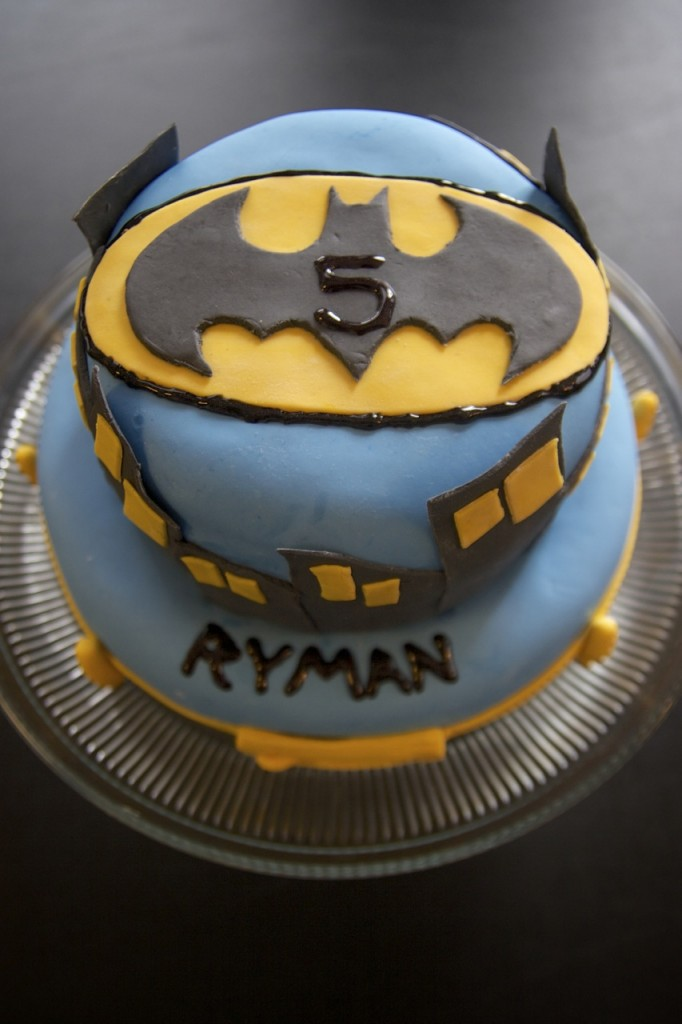 Batman Cake Pictures