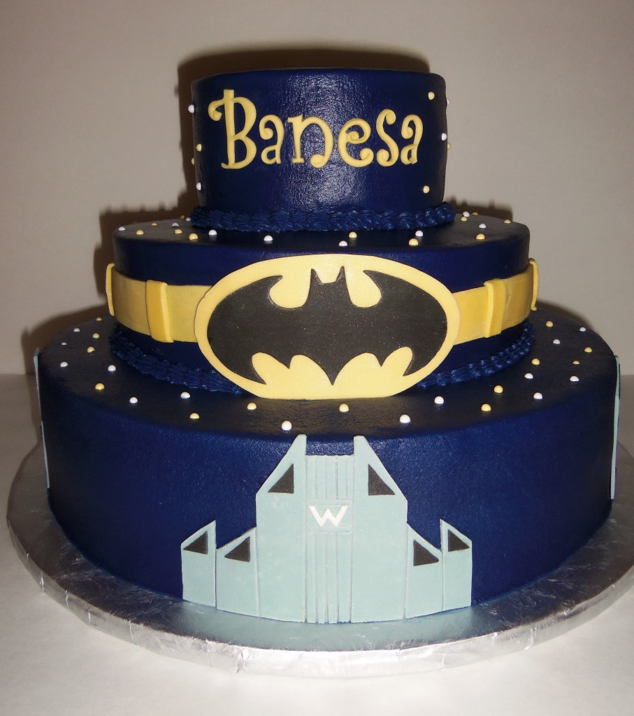 Batman Cakes Photos