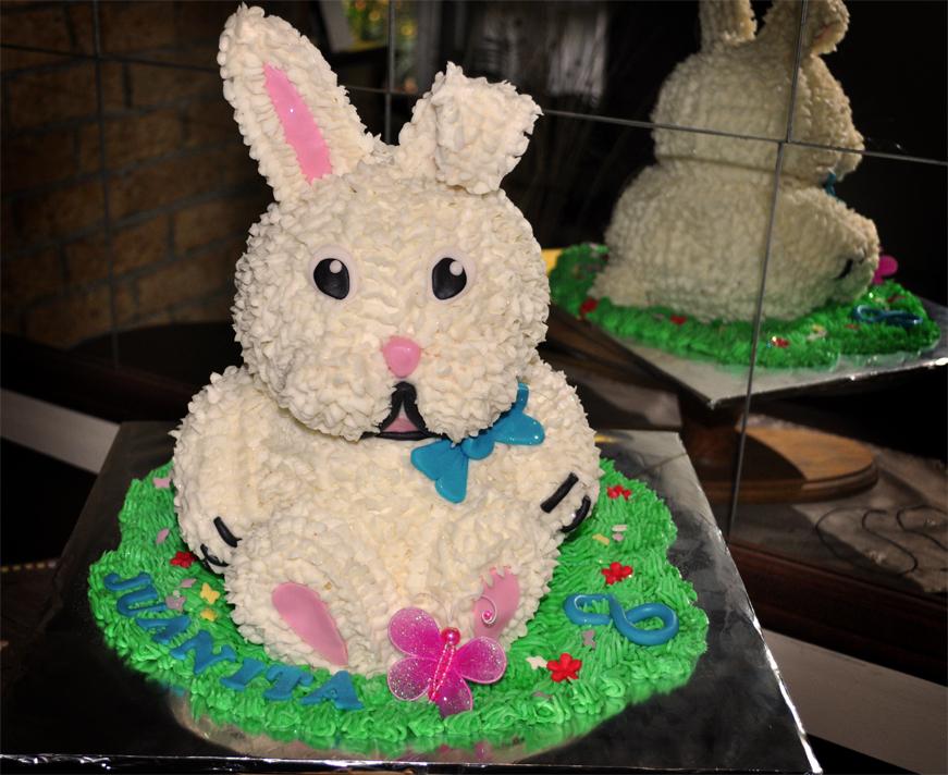Easter Bunny Cake Pops Recipe