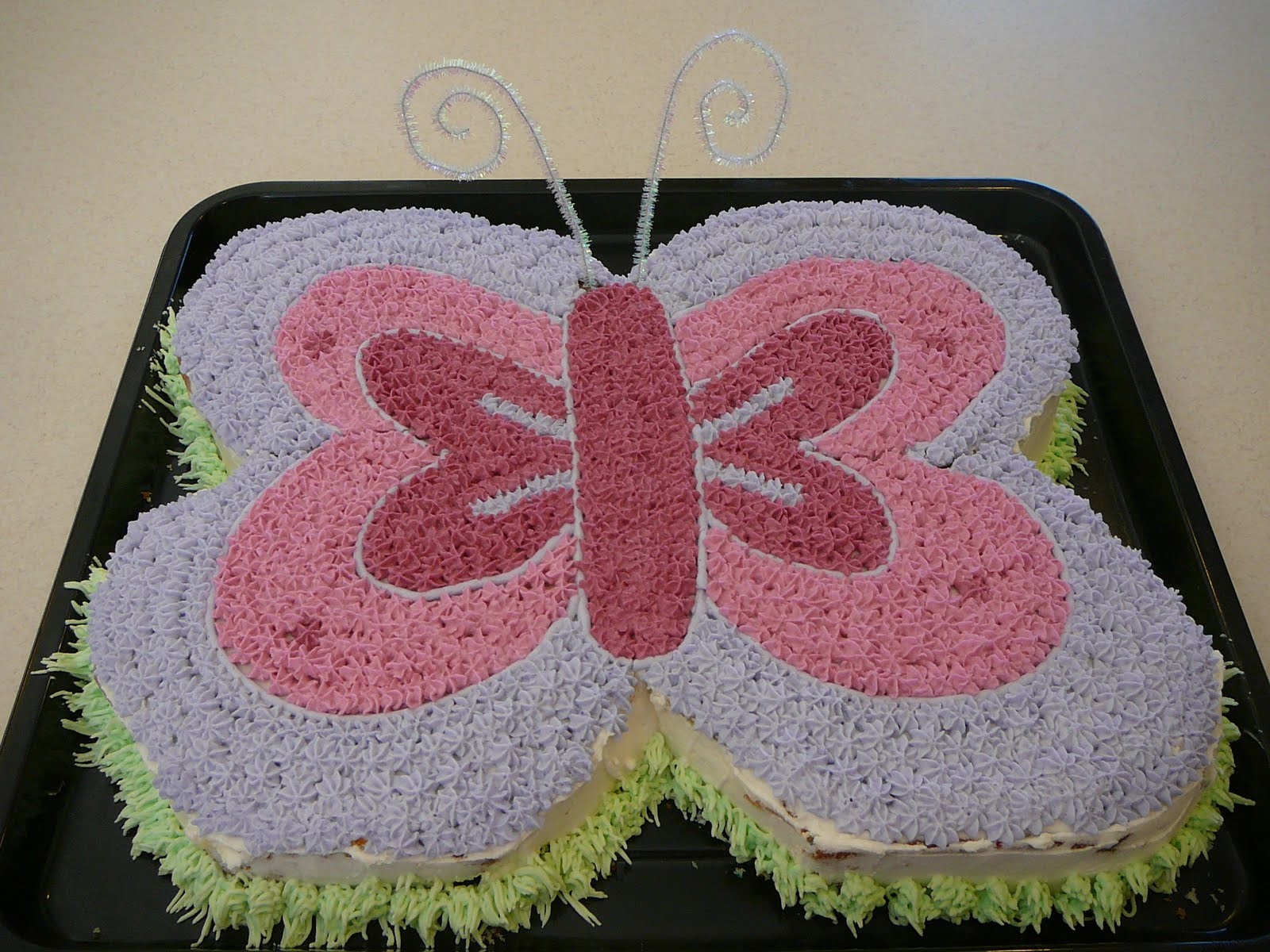 Wilton Butterfly Cake Ideas