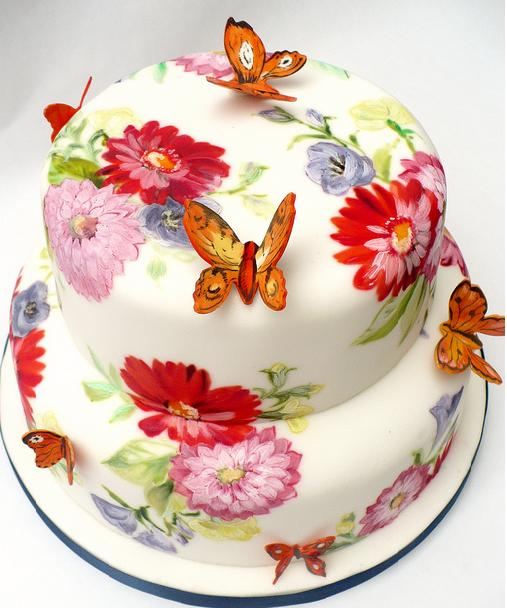 Cake Images Butterfly : Butterfly Cakes   Decoration Ideas Little Birthday Cakes