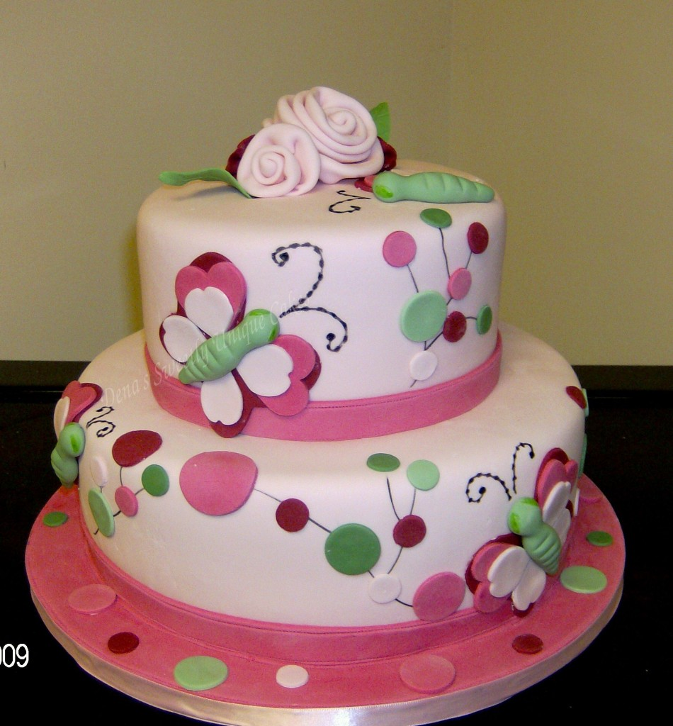 Butterfly Cake Pictures