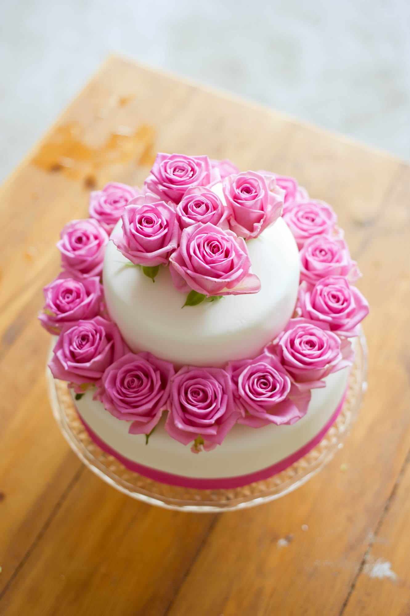 Cake Design Ideas With Flowers : Flower Cakes   Decoration Ideas Little Birthday Cakes