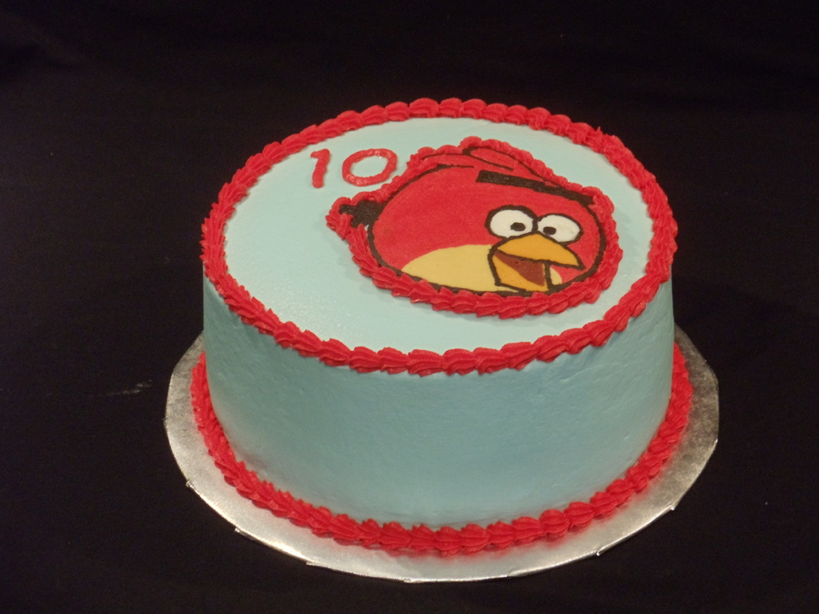Cakes of Angry Birds