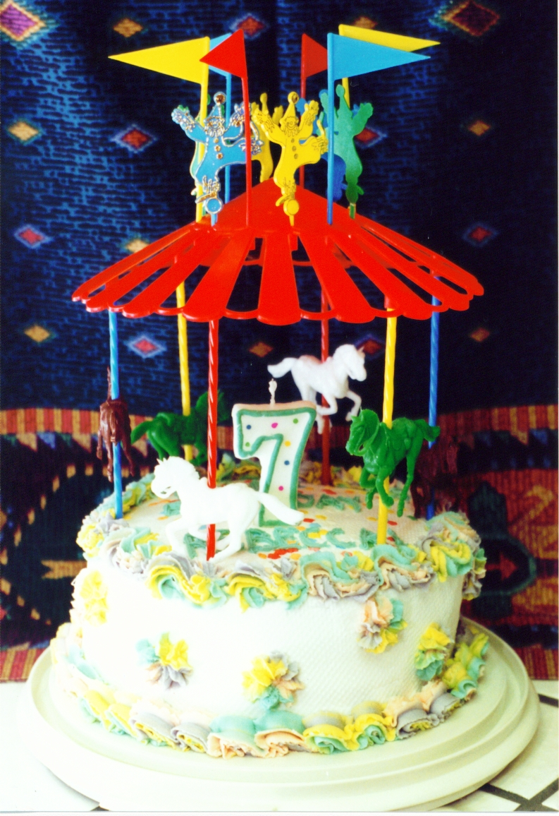 Carousel Cakes – Decoration Ideas | Little Birthday Cakes