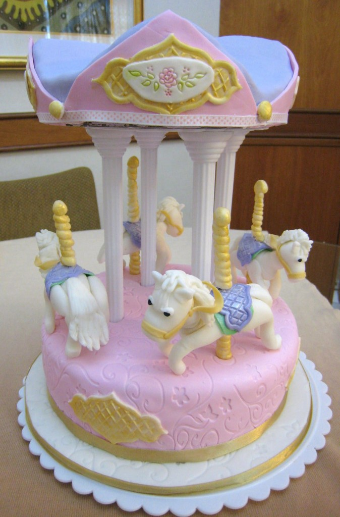 Carousel Cakes Photos