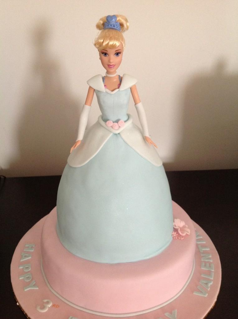 Cinderella Cakes Images