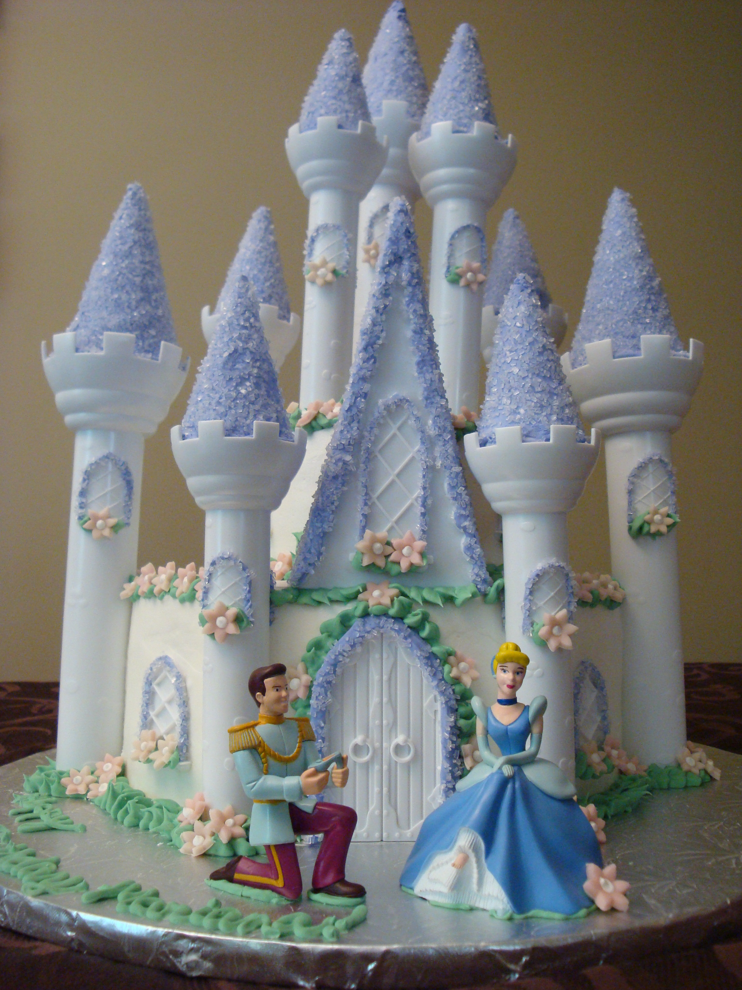 Castle Cakes Decoration Ideas Little Birthday
