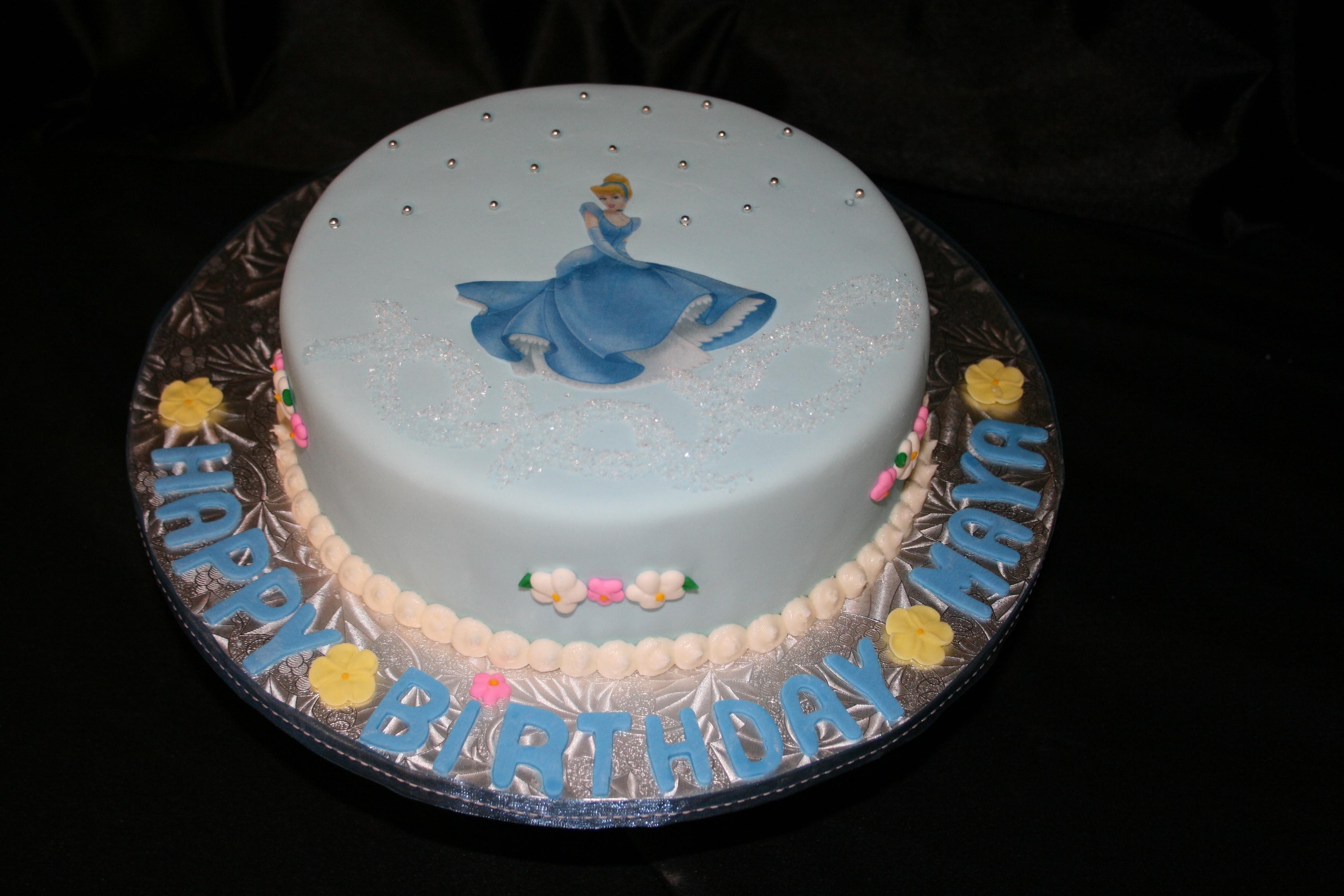 Images Cinderella Cakes
