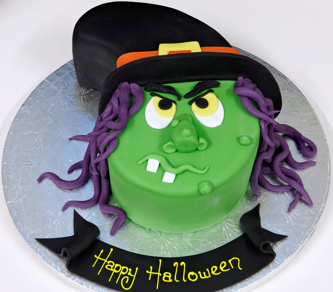Cake Ideas For Halloween : Halloween Cakes   Decoration Ideas Little Birthday Cakes