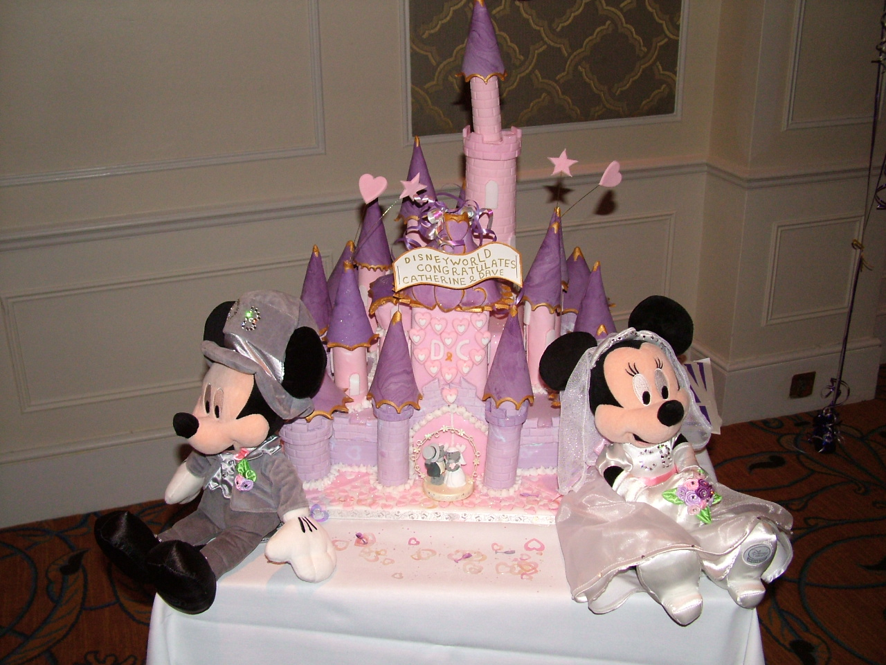 Castle Cakes – Decoration Ideas