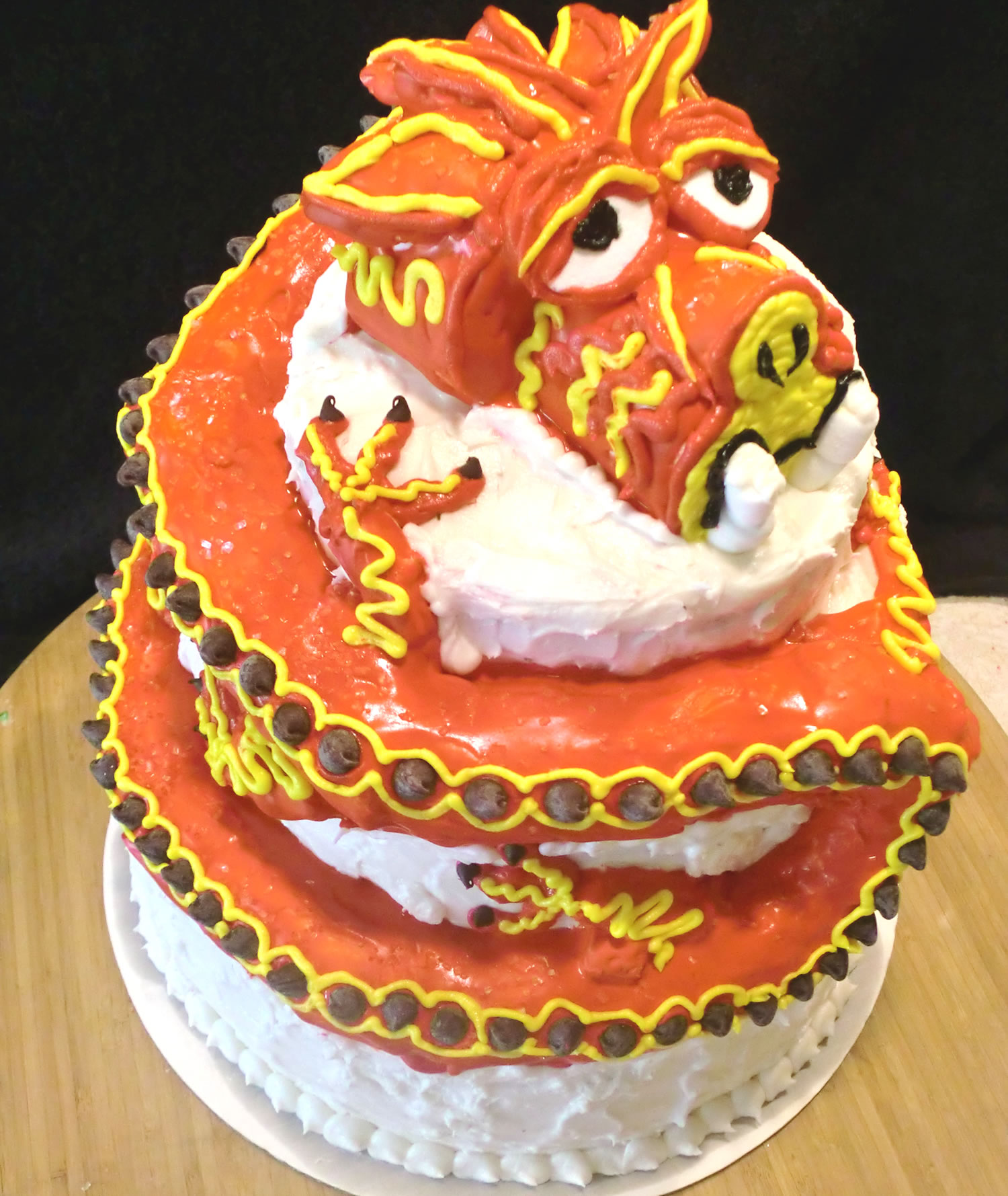 Dragon Themed Cake Ideas