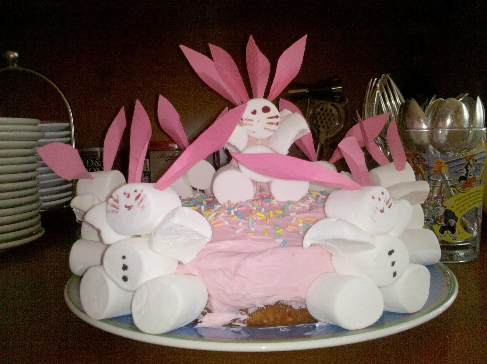 Easter Bunny Cakes Decoration Ideas Little Birthday Cakes