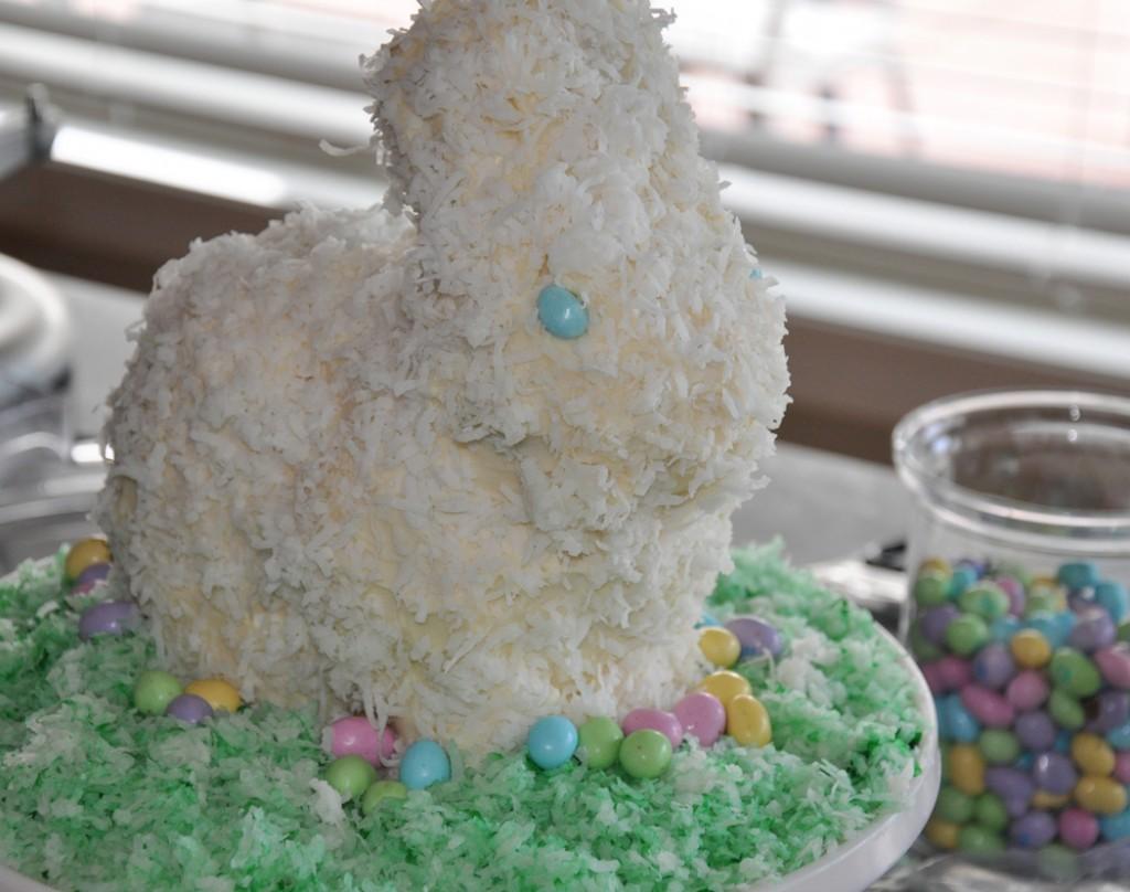 Easter Bunny Cake Photos
