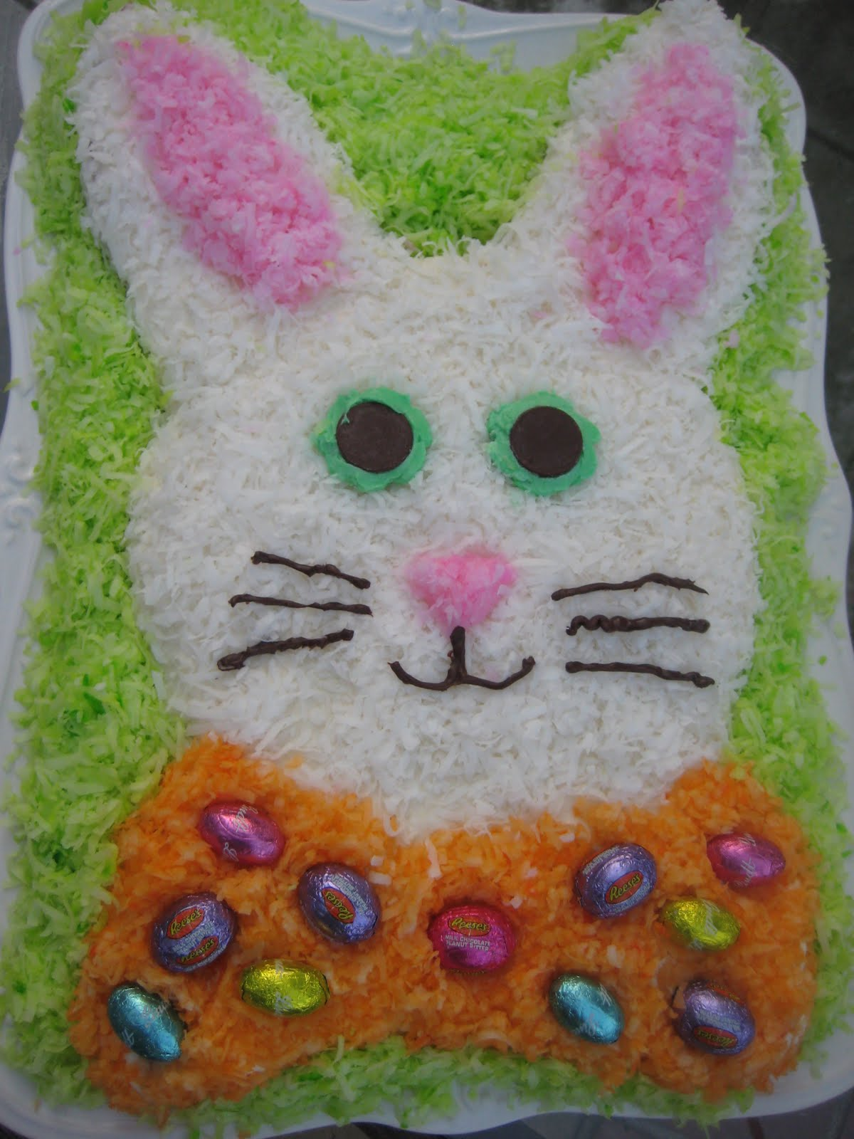 easter bunny cakes u2013 decoration ideas little birthday cakes