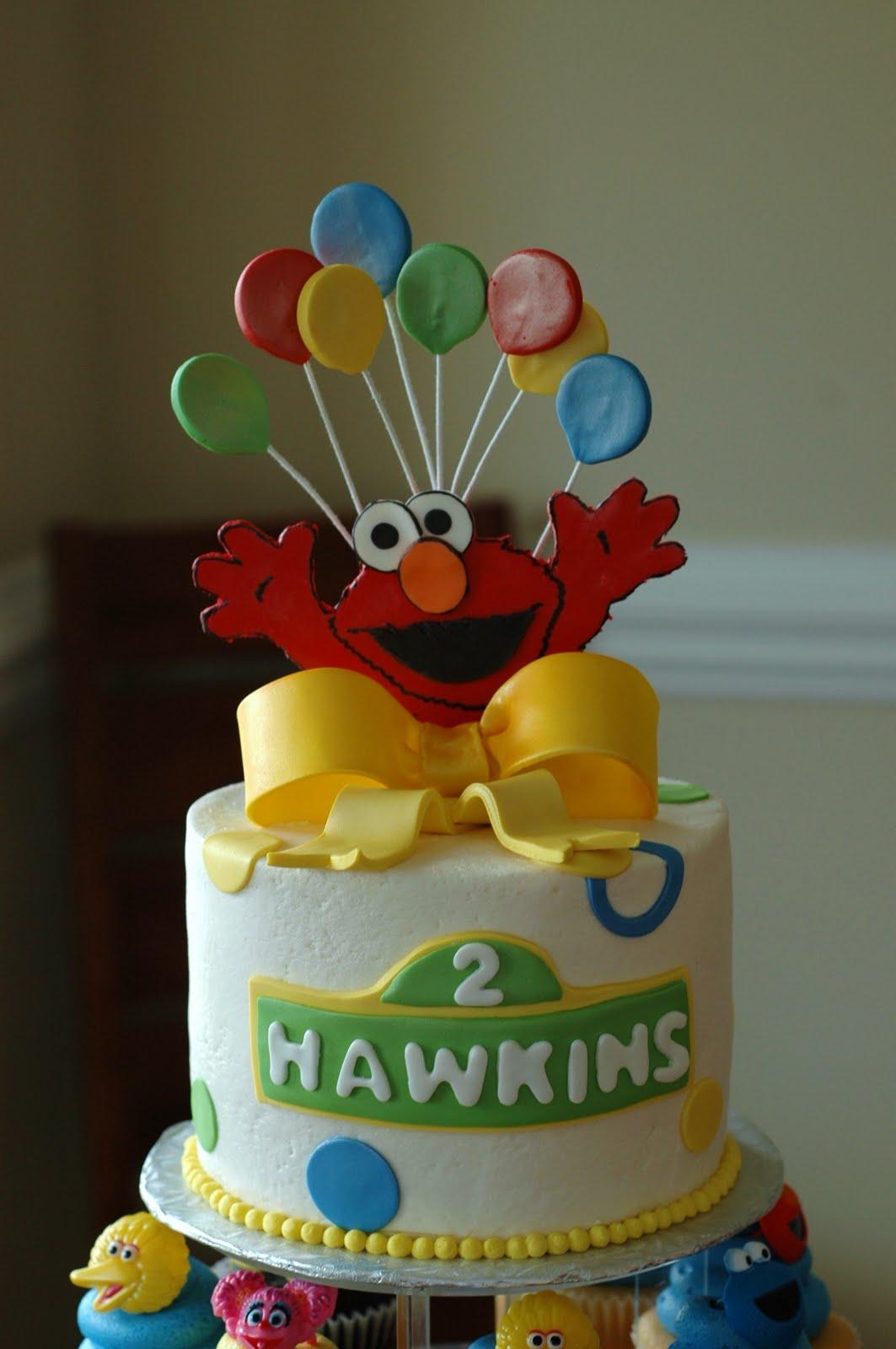 Elmo Cake Design Ideas : Elmo Cakes   Decoration Ideas Little Birthday Cakes