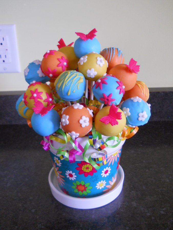 Flower cakes decoration ideas little birthday
