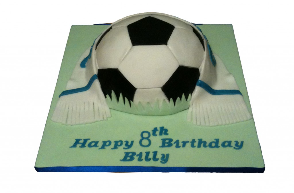Football Birthday Cake Ideas