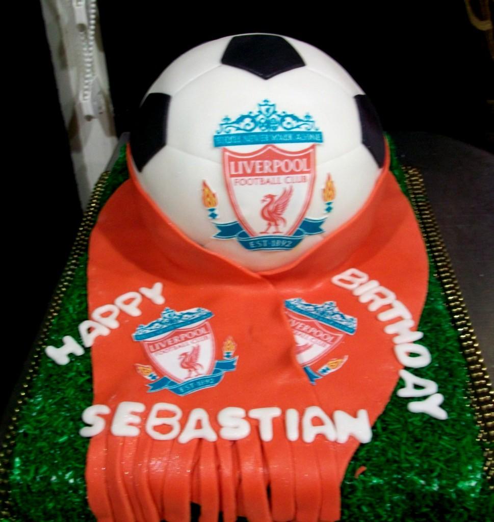 Football Cake Designs