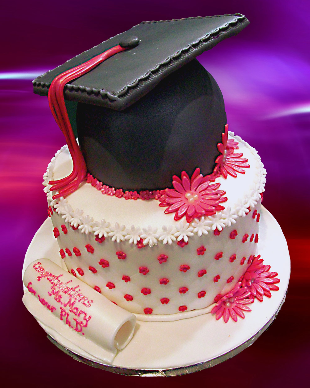 Cake Design For Matriculation : Graduation Cakes   Decoration Ideas Little Birthday Cakes
