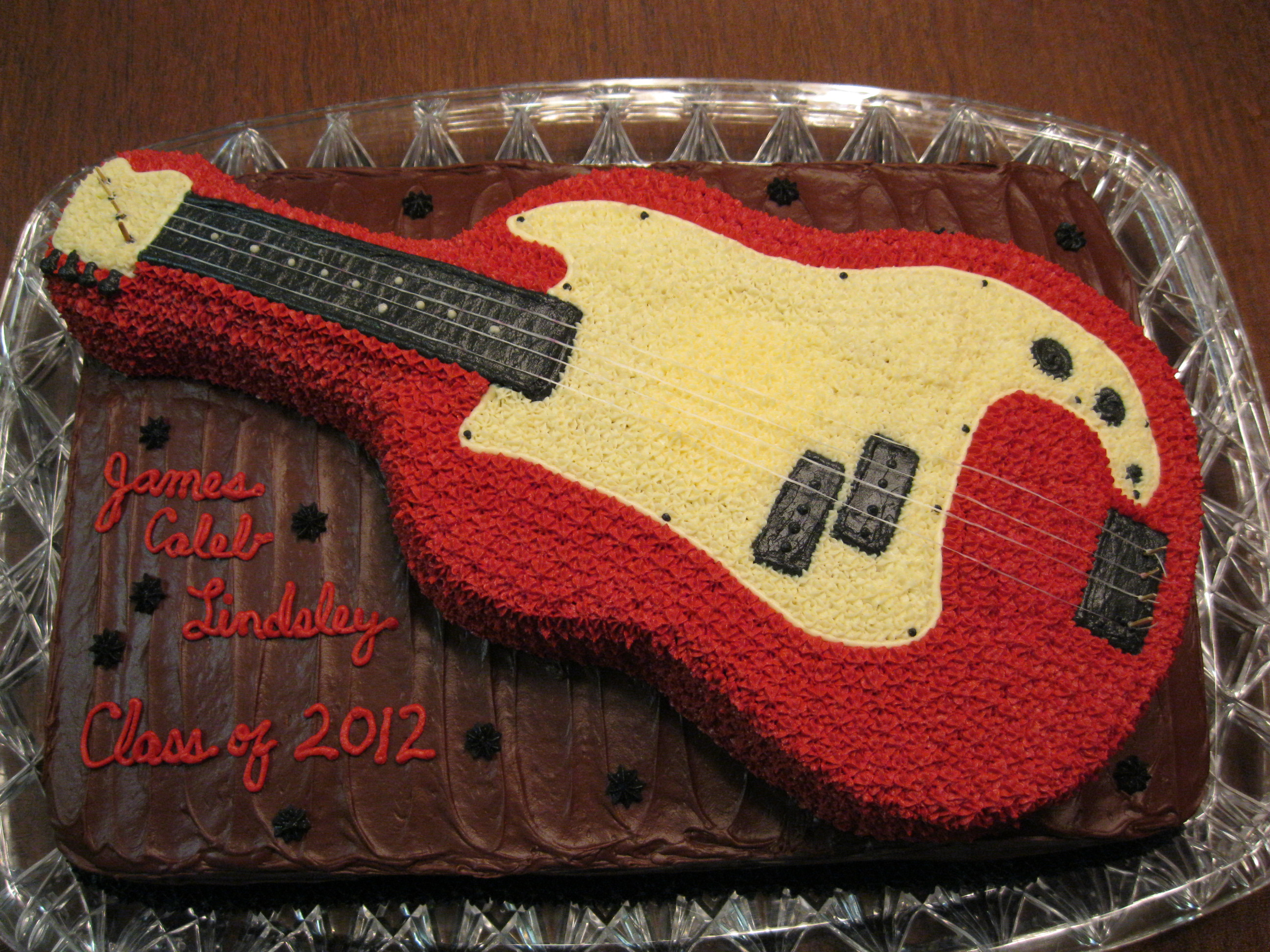 Guitar Cakes Decoration Ideas Little Birthday Cakes