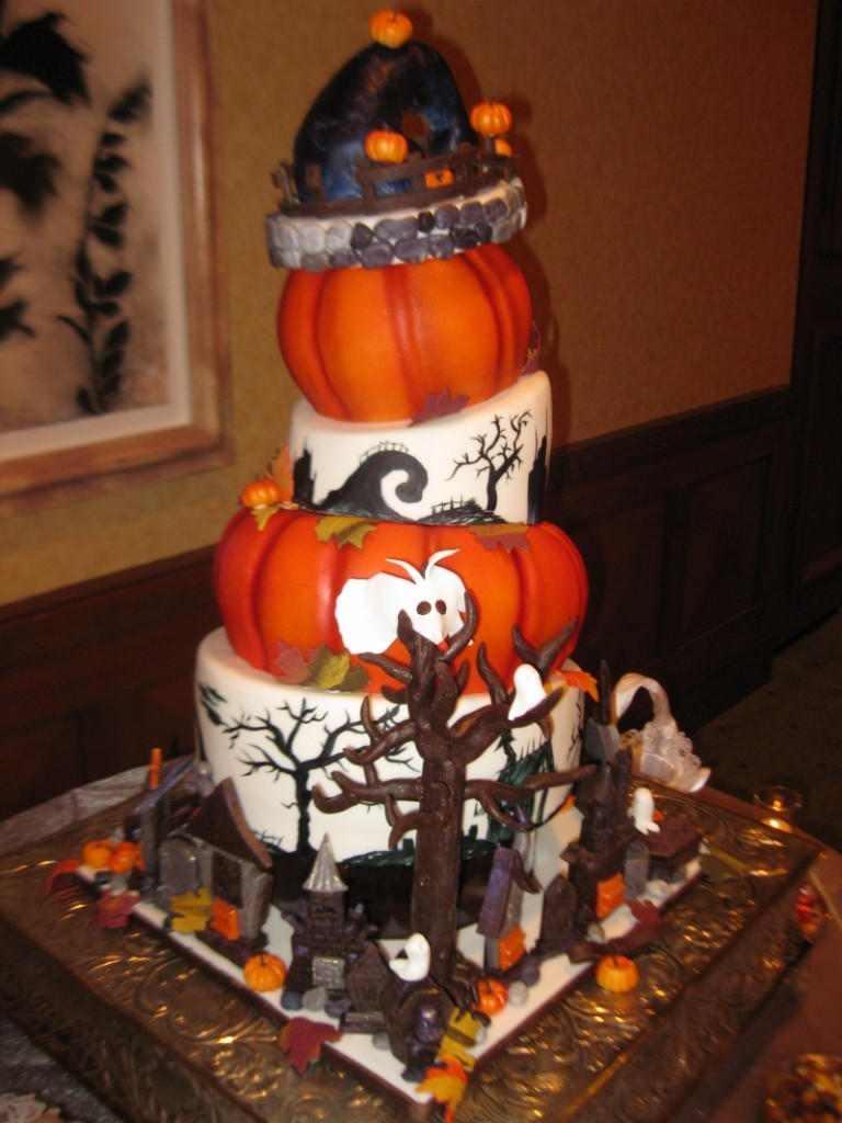 Halloween Birthday Cake Recipes