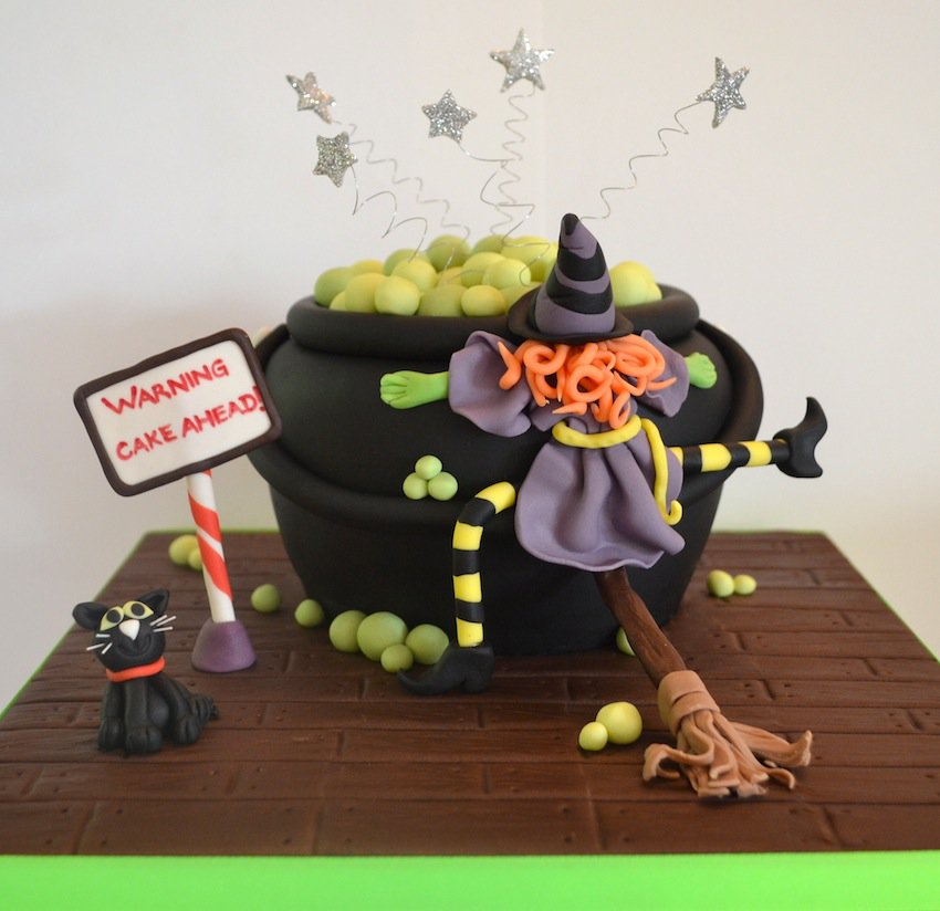Halloween Cake Images