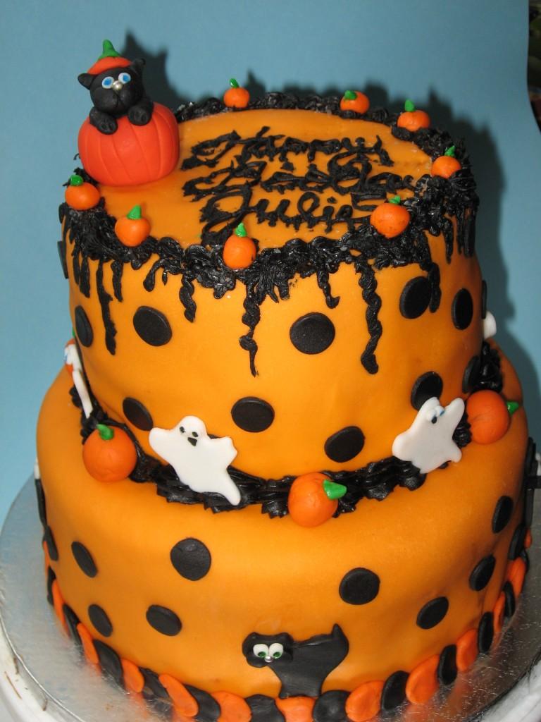 Halloween Cake Pans