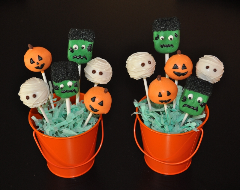 Decorating Cake Pops Halloween : Halloween Cakes   Decoration Ideas Little Birthday Cakes