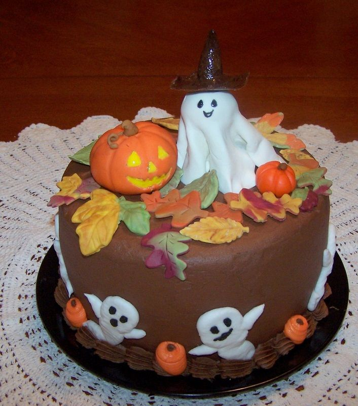 Cake Decorating Ideas Halloween : Halloween Cakes   Decoration Ideas Little Birthday Cakes