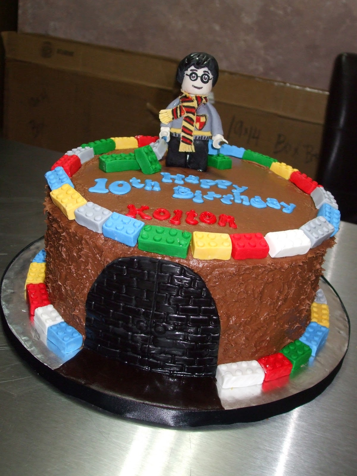 Harry Potter Cakes – Decoration Ideas
