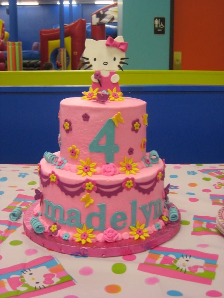 Hello Kitty Cake Ideas
