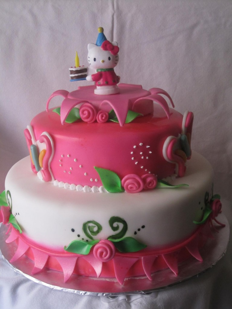 Hello Kitty Cakes Pictures