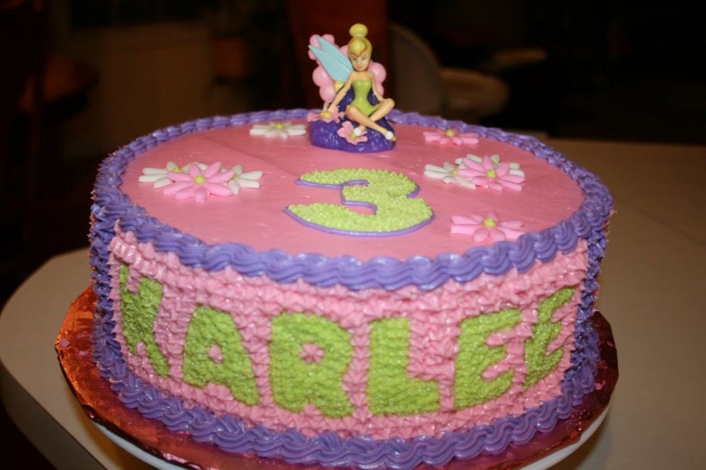 Image of Tinkerbell Cakes