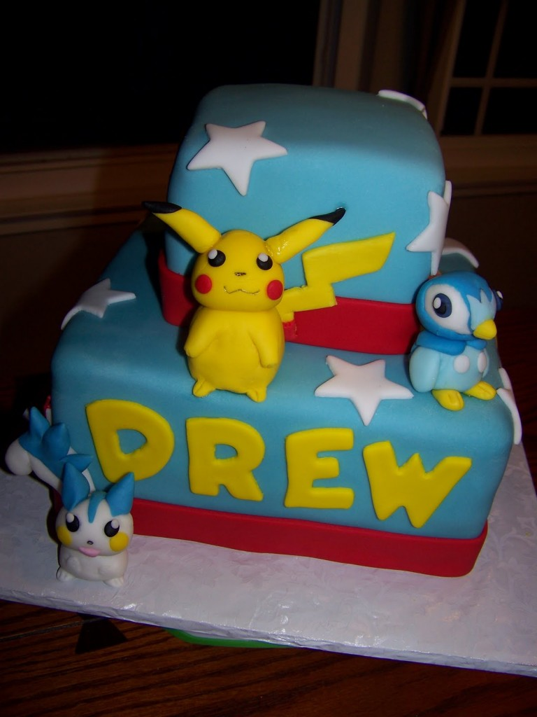 Images of Pokemon Cake