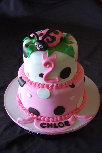 Ladybug Cake Pans