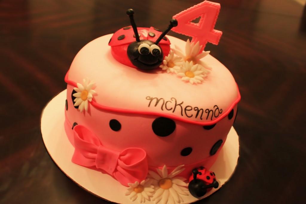 Ladybug Cakes Images