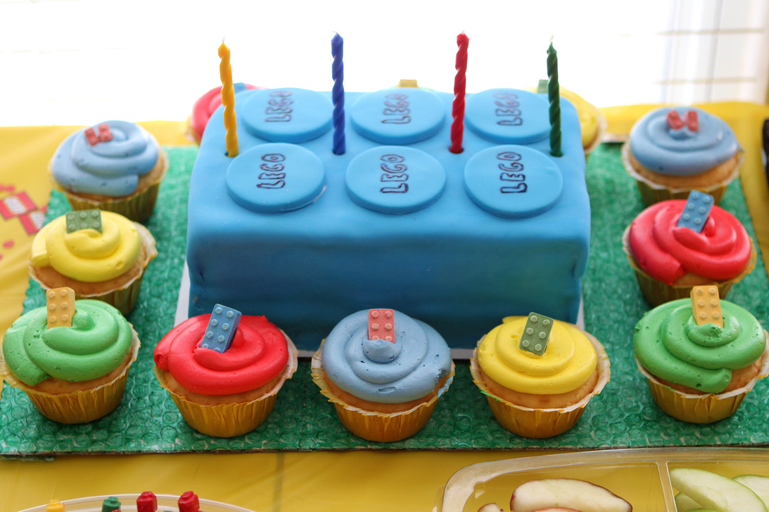 Cake Decorating Party Ideas : Lego Cakes   Decoration Ideas Little Birthday Cakes