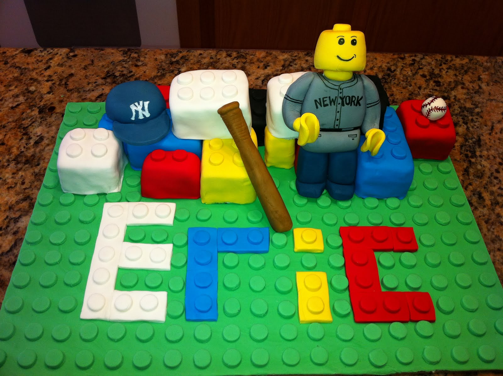 Lego Cakes Decoration Ideas Little Birthday Cakes