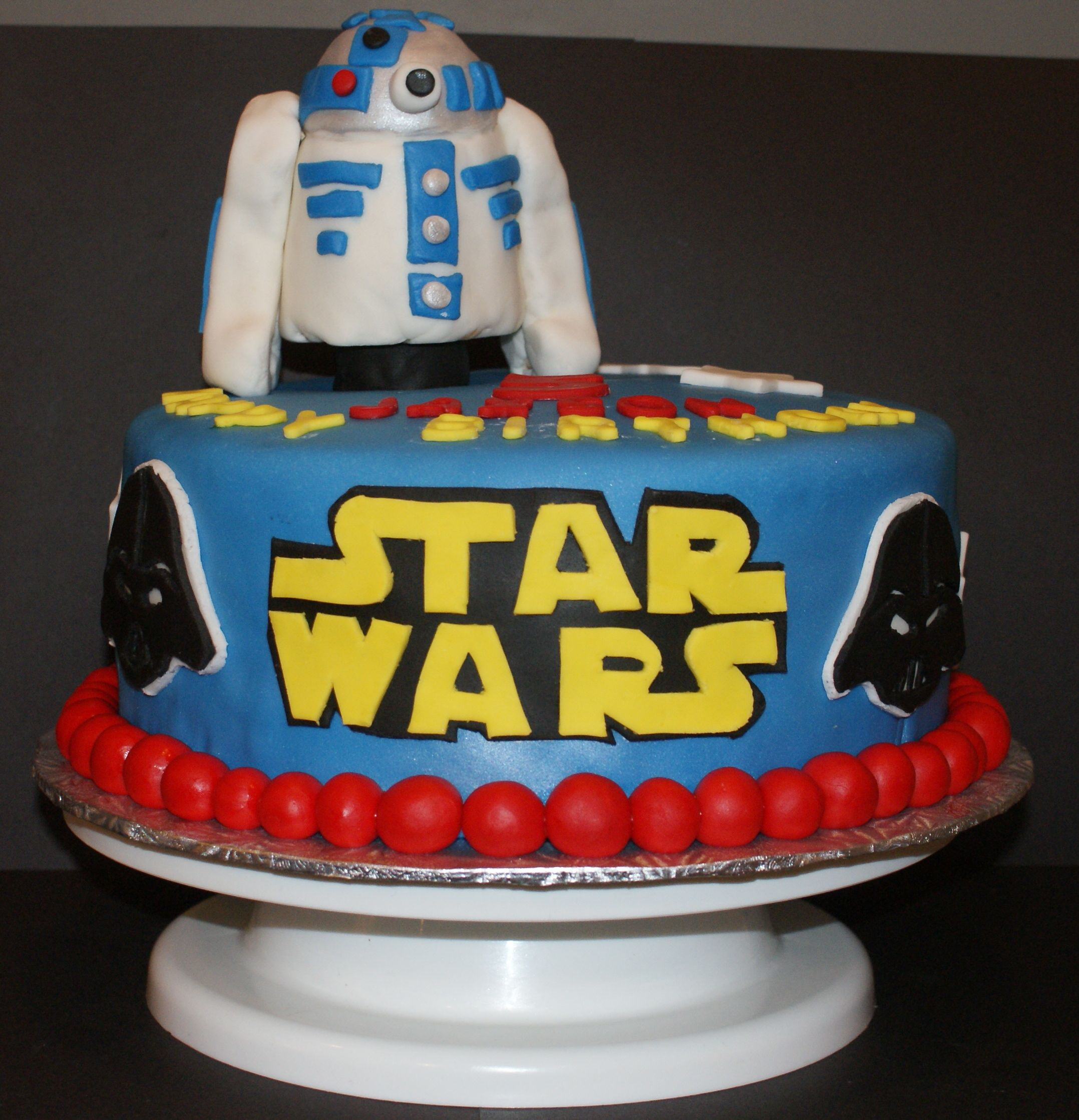 Star Wars Cakes Decoration Ideas Little Birthday Cakes